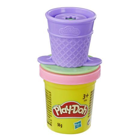 0648ae923b Play Doh Pote com Acessório Ice Cream Cone - Hasbro - Massinha ...
