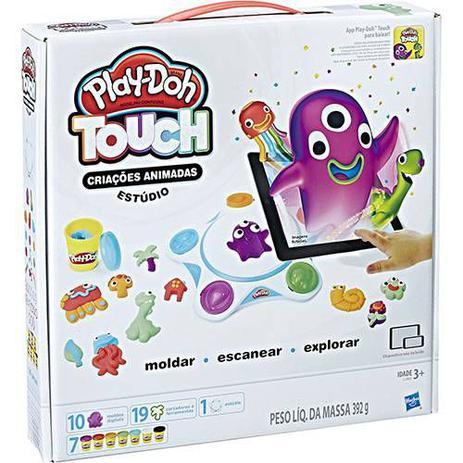 f2d09e41b2 Play Doh Touch Estúdio Criativo - Hasbro - Play-doh - Massinha ...