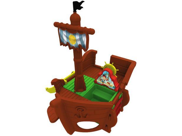 Playground Navio Jake e os Piratas na Terra do - Nunca Xalingo 18654
