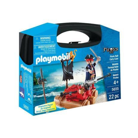 Imagem de Playmobil 5655 Maleta Dos Piratas Completo