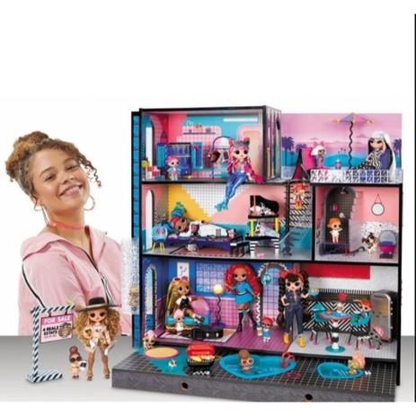 Imagem de Playset e Boneca - LOL Surprise - OMG House - Candide