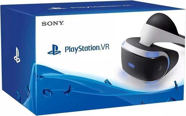Playstation VR Oculos de Realidade Virtual Playstation VR PS4 Headset de Realidade  Virtual - Sony f099980614