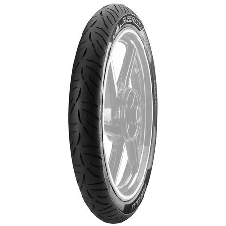 Imagem de Pneu 80/100/18 275/18 Pirelli Super City Titan Fan Ybr125