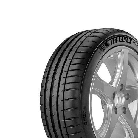 pneu aro 18 michelin pilot sport 4 225 45r18 95y pneu para carro magazine luiza. Black Bedroom Furniture Sets. Home Design Ideas