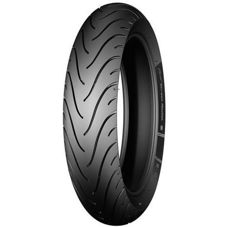 Imagem de Pneu de Moto Aro 17 Michelin Pilot Street Radial R TL Traseiro 180/55 ZR17 M/C 73W