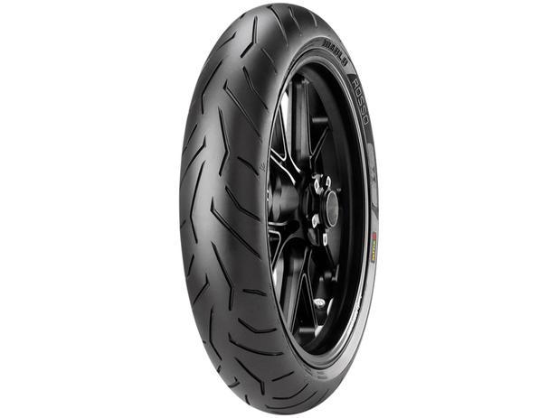"""Imagem de Pneu Moto Aro 17"""" Dianteiro Pirelli 110/70 54H(R)"""