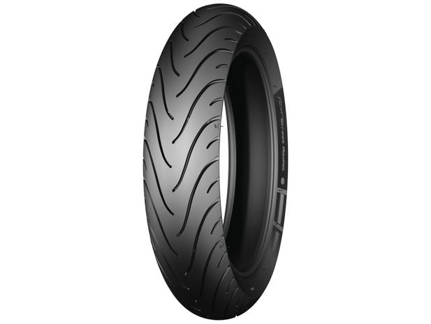 "Imagem de Pneu Moto Aro 17"" Traseiro Michelin 180/55R17 73W"