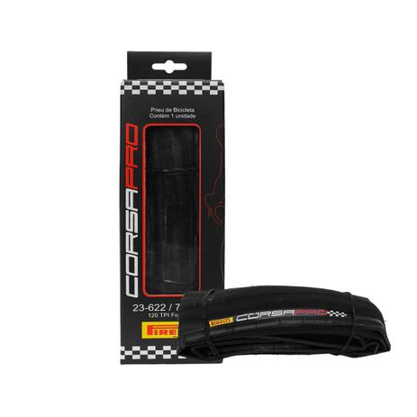 Imagem de Pneu speed pirelli corsa pro kevlar 700x23 preto