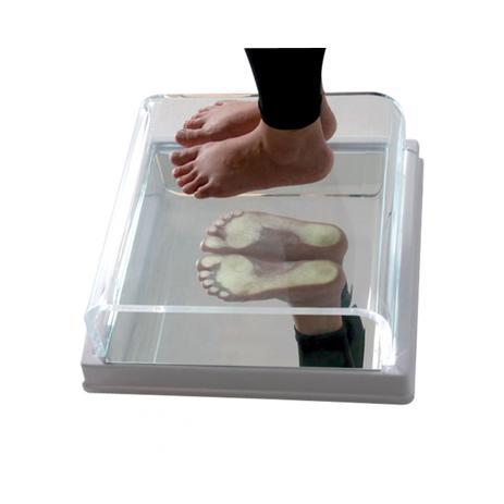 Imagem de Podoscópio de Fisioterapia em Acrílico Carci
