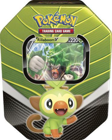 Imagem de Pokemon Lata Parceiros de Galar