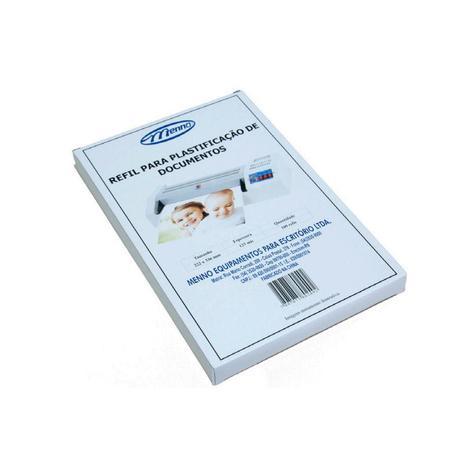 Imagem de Polaseal Plástico Para Plastificação 065x095x0,05mm 100un