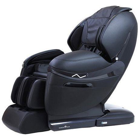 Imagem de Poltrona de Massagem Coral Top de Linha - 78 Airbags - 3D - Diamond Chair - Preta
