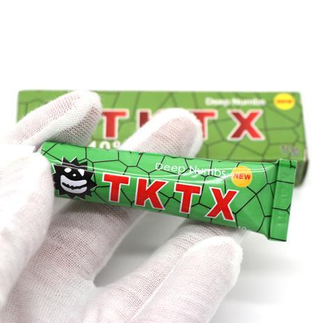 Imagem de Pomada Anestésica TKTX 40 - VERDE