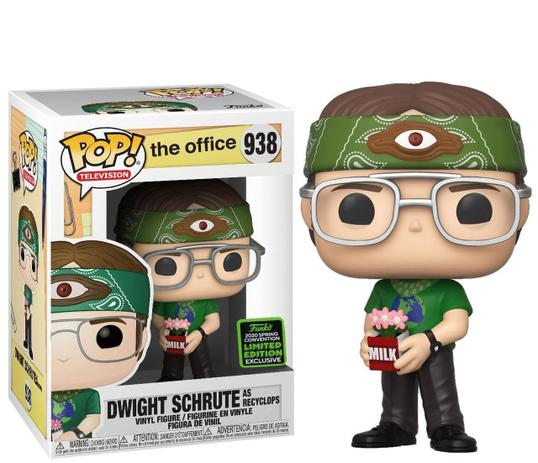 Imagem de Pop Dwight Schrute (limited Edition) 938 The Office - Funko