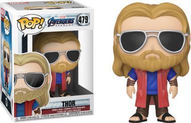 Imagem de Pop! Funko Marvel End Game  Ultimato - Thor Casual  479