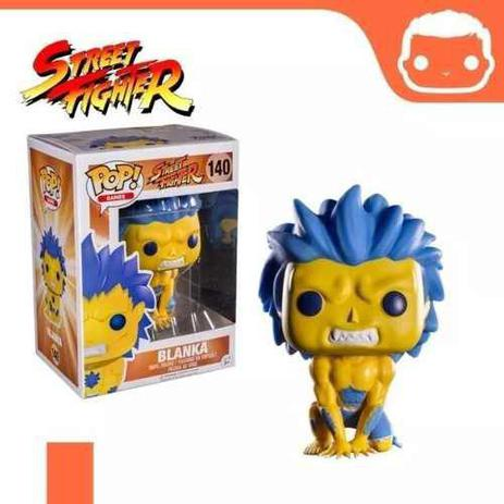 Imagem de Pop! Funko Street Fighter Blanka 140 - Exclusive
