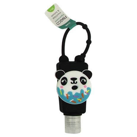 Imagem de Porta Alcool em Gel Panda Decorado
