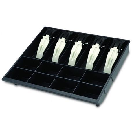 Imagem de Porta cedulas menno mg 40 com prendedores de cedula plastico