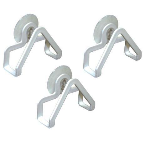 Imagem de Porta Esponja Com Ventosa Kit com 3 Unidades