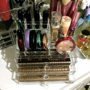 Imagem de Porta Maquiagem de Acrilico  Organizador 67
