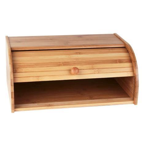 Imagem de Porta Pães de Bambu - A/CASA
