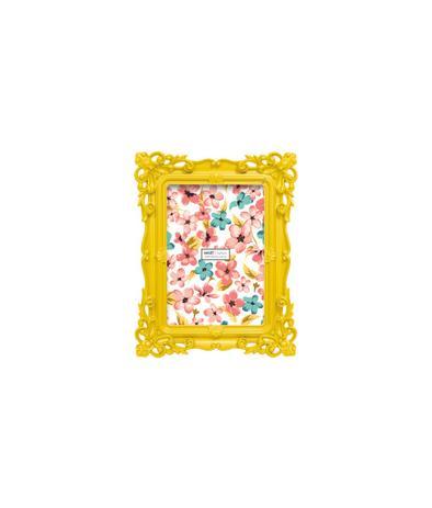 Imagem de Porta Retrato Amarelo   10x15