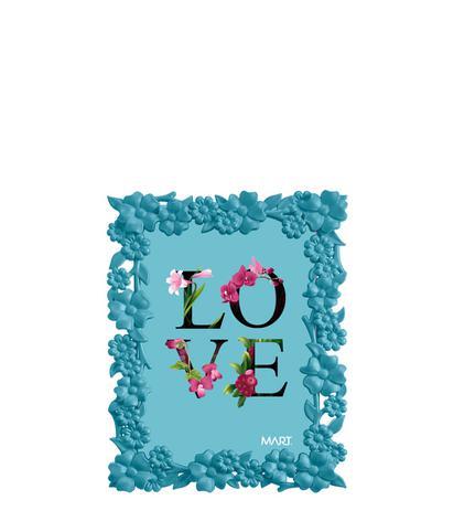 Imagem de Porta Retrato Azul 10 x 15