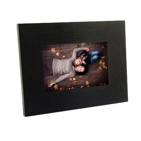 Imagem de Porta Retrato Tabaco de Madeira 10x15 - PR15-T