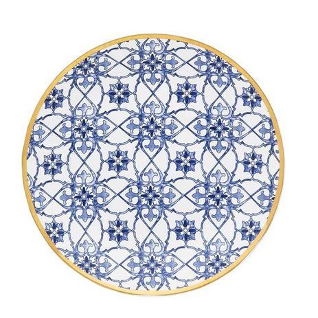 Imagem de Prato Fundo Coup Lusitana Porcelana 24 cm Oxford