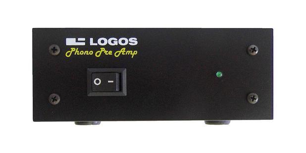 Imagem de Pre amplificador phono para toca discos de vinil magnético