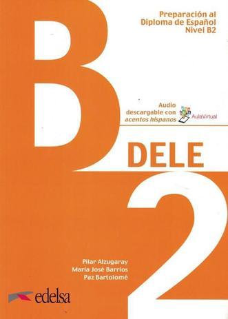 Imagem de Preparacion al diploma - dele b2 - libro del alumno + audio descargable