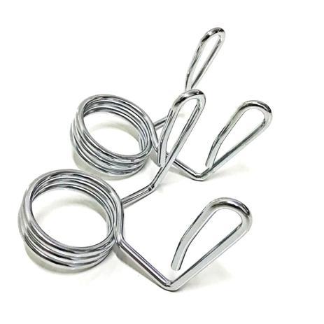Imagem de Presilhas metal para barras 2