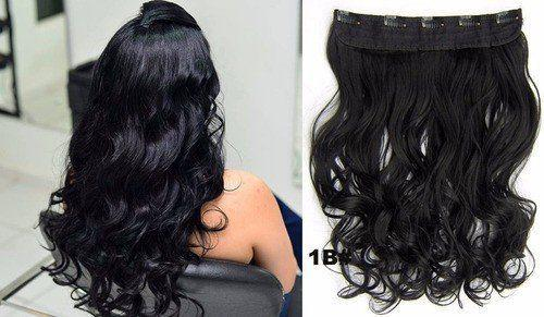 Imagem de Presilhas Tic-tac Mega Hair Debelle 10 Unidades