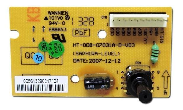 Imagem de Pressostato Lavadora Electrolux Lta15 Original 64800263