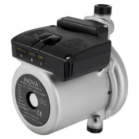 Imagem de Pressurizador Inova C/Fluxostato GP-270 P  1/3 CV 220V Mono.