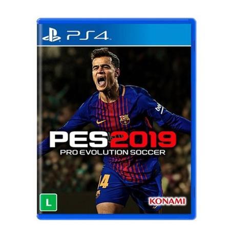 Imagem de Pro Evolution Soccer 2019 PS4 - Konami