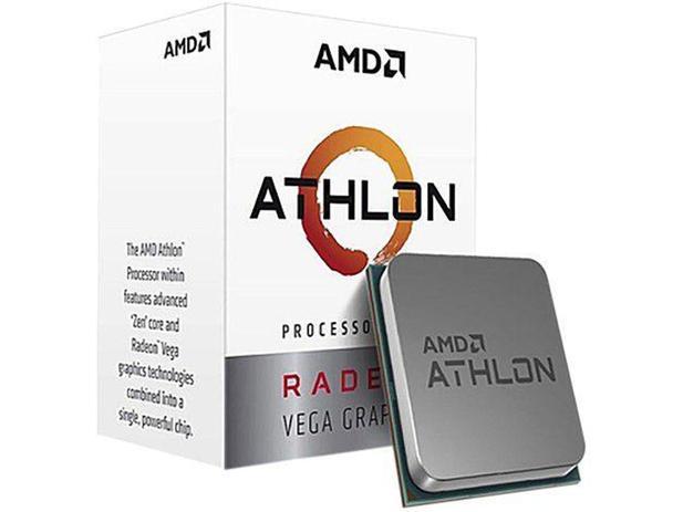 Imagem de Processador AMD Athlon 3000G 3.50GHz 4MB