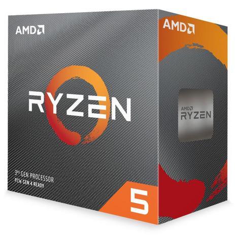 Imagem de Processador Amd Ryzen 5 3600 AM4 Wraith Stealth