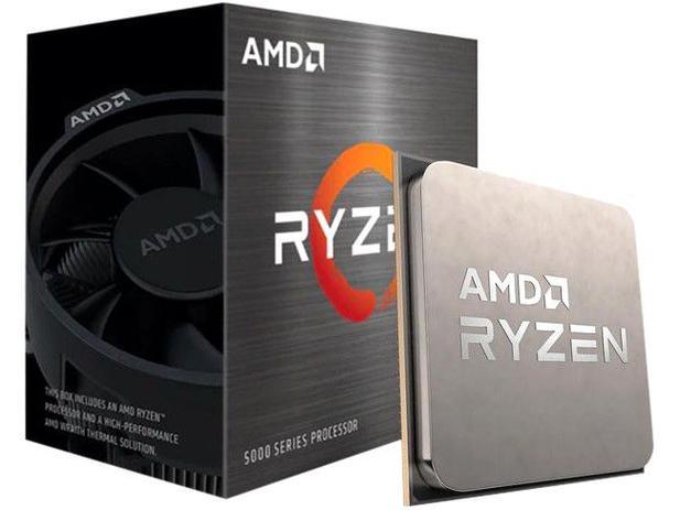 Imagem de Processador AMD Ryzen 5 5600X 3.70GHz