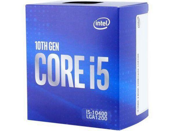 Imagem de Processador Core i5 10ª Geração i5-10400F 2.9GHz - Intel