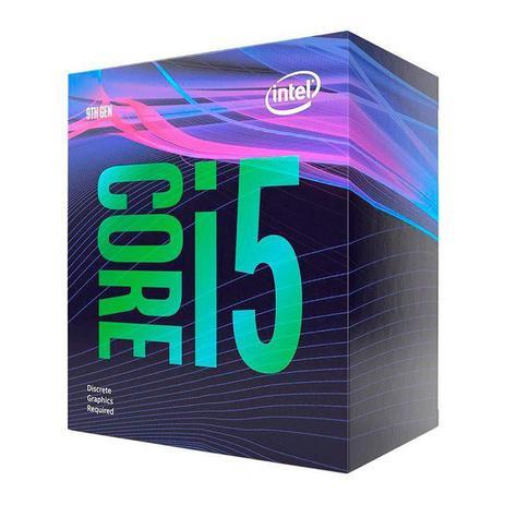 Imagem de Processador Intel Core i5-9400F Hexa-Core 2.9GHz (4.1GHz Turbo) 9MB Cache LGA1151, BX80684I59400F