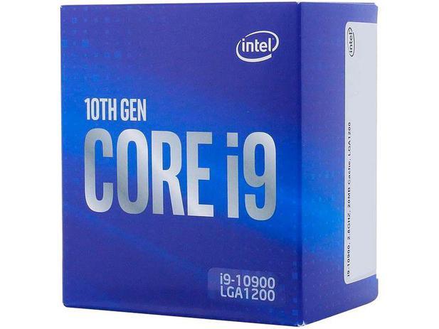Imagem de Processador Intel Core i9 10900 2.80GHz