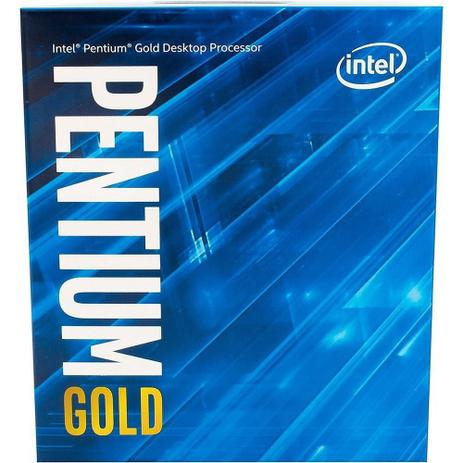 Imagem de Processador Intel Pentium Gold G5400 Coffelake Lga 1151