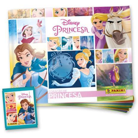 Imagem de Produtos Panini Princesas Album C/12 Envelopes Panini