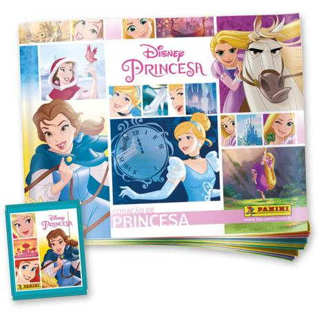 Imagem de Produtos Panini Princesas ALBUM C/12 Envelopes