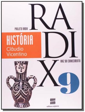 Imagem de Projeto Radix - História - 9  Ano - Scipione