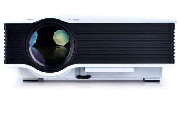 Imagem de Projetor Data Show Profissional 800 lumens Slides Letras Uc40
