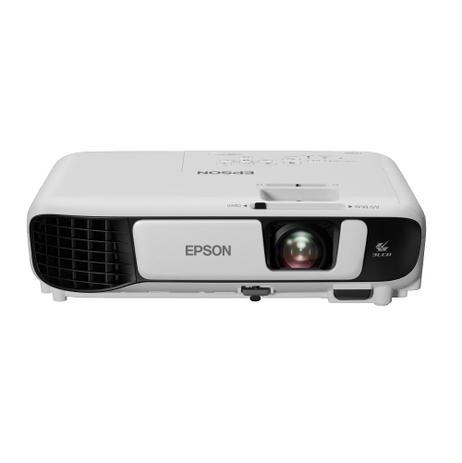 Imagem de Projetor Epson Powerlite S41+ 800x600 3300 Lumens SVGA 3lLCD VGA, HDMI, USB