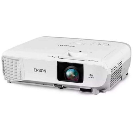 Imagem de Projetor Epson Powerlite W39, 3500 Lumens, WXGA, 3LCD - V11H856024