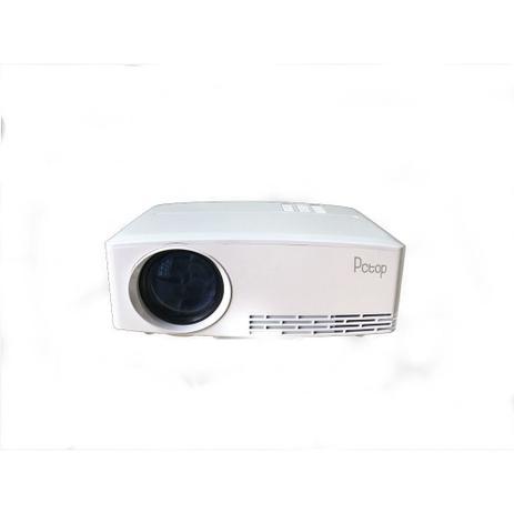 Imagem de Projetor Multimidia PCTOP 4000 Lumens WXGA HDMI - USB - F20